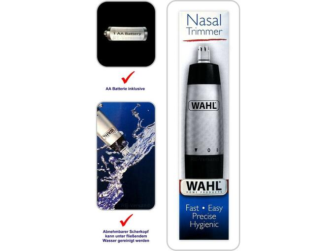 WAHL strižnik dlačic za nos in ušesa Nasal Trimmer 43917002255
