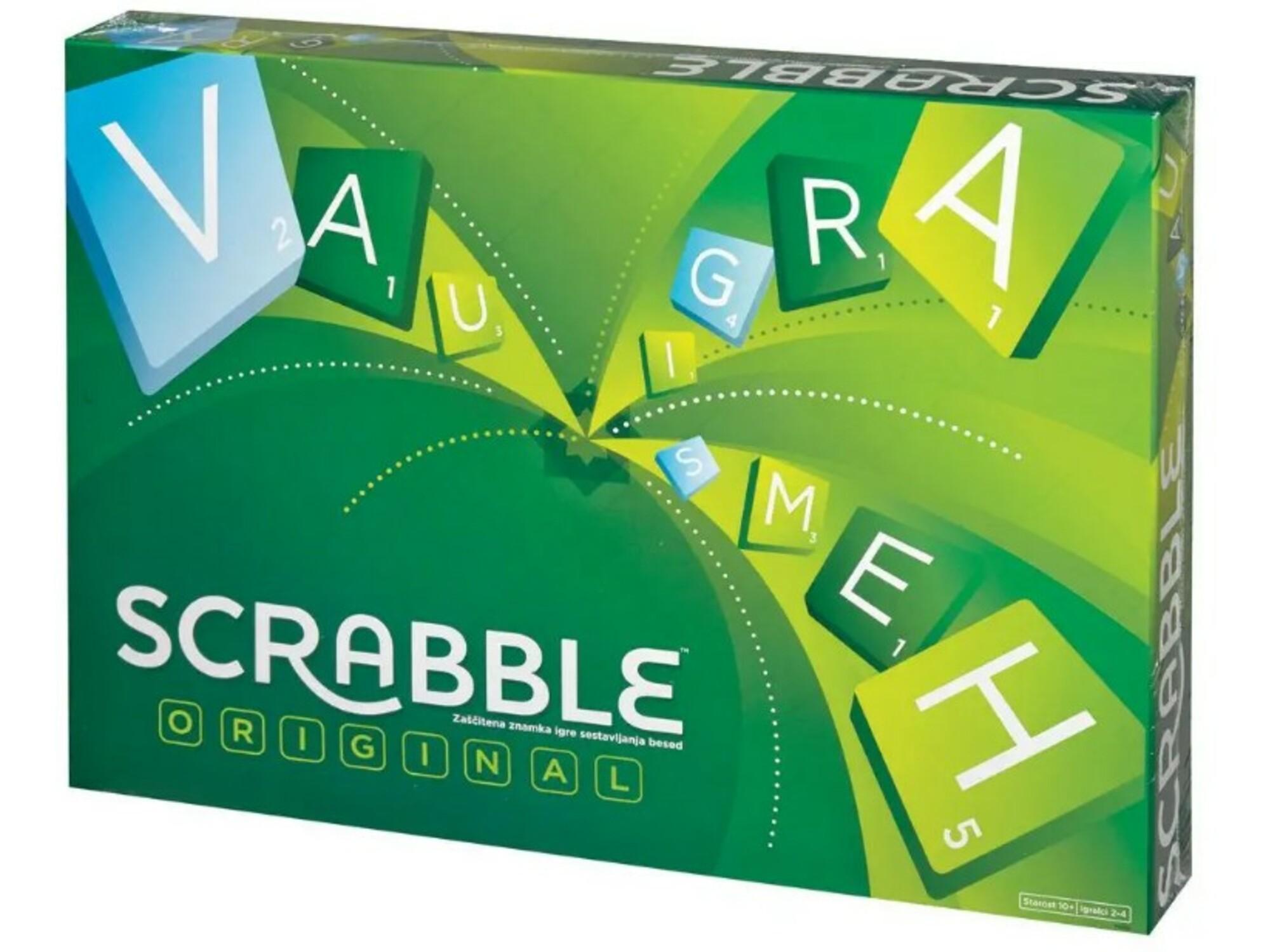 MATTEL igra scrabble Y9626