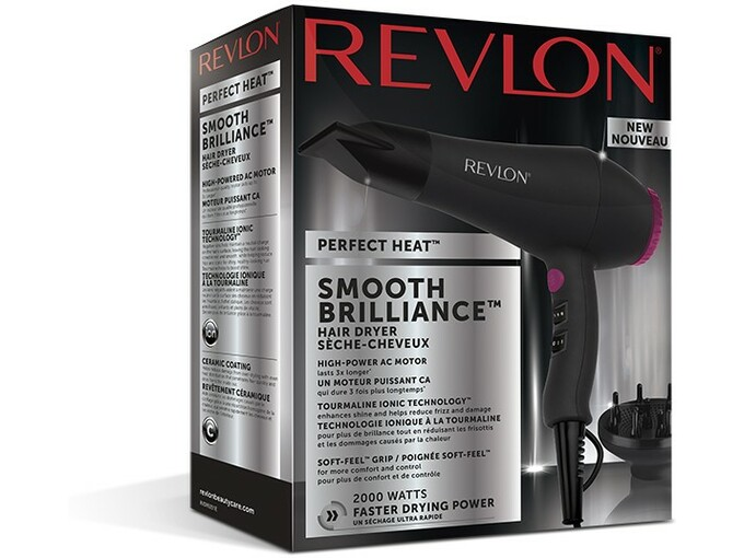 REVLON sušilnik las Perfect heat smooth brilliance RVDR5251E 761318452515