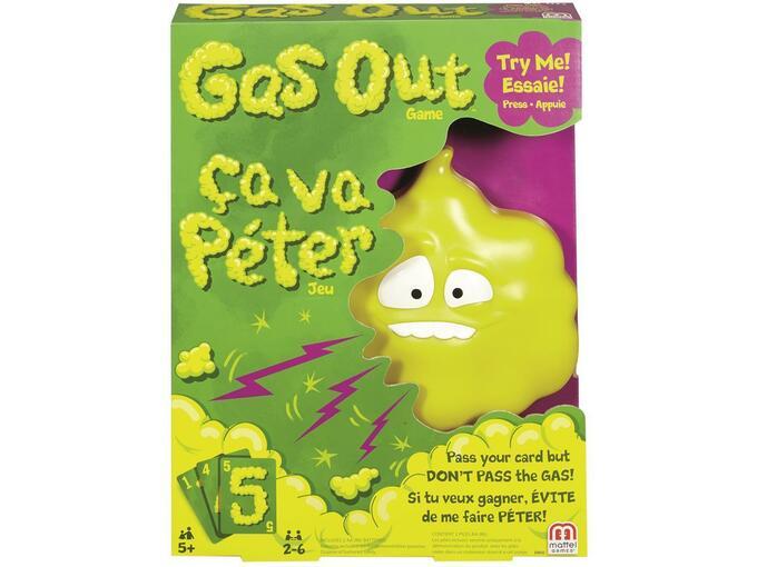 Mattel Društvena Igra Gas Out Madhw40