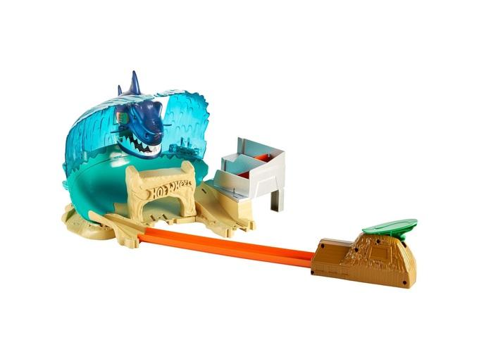 Mattel Hot Wheels Set Velika Ajkula Mafnb21