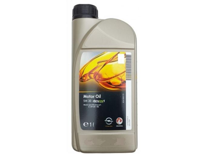 GM OPEL Olje Opel-GM Dexos 1 5W30 1L