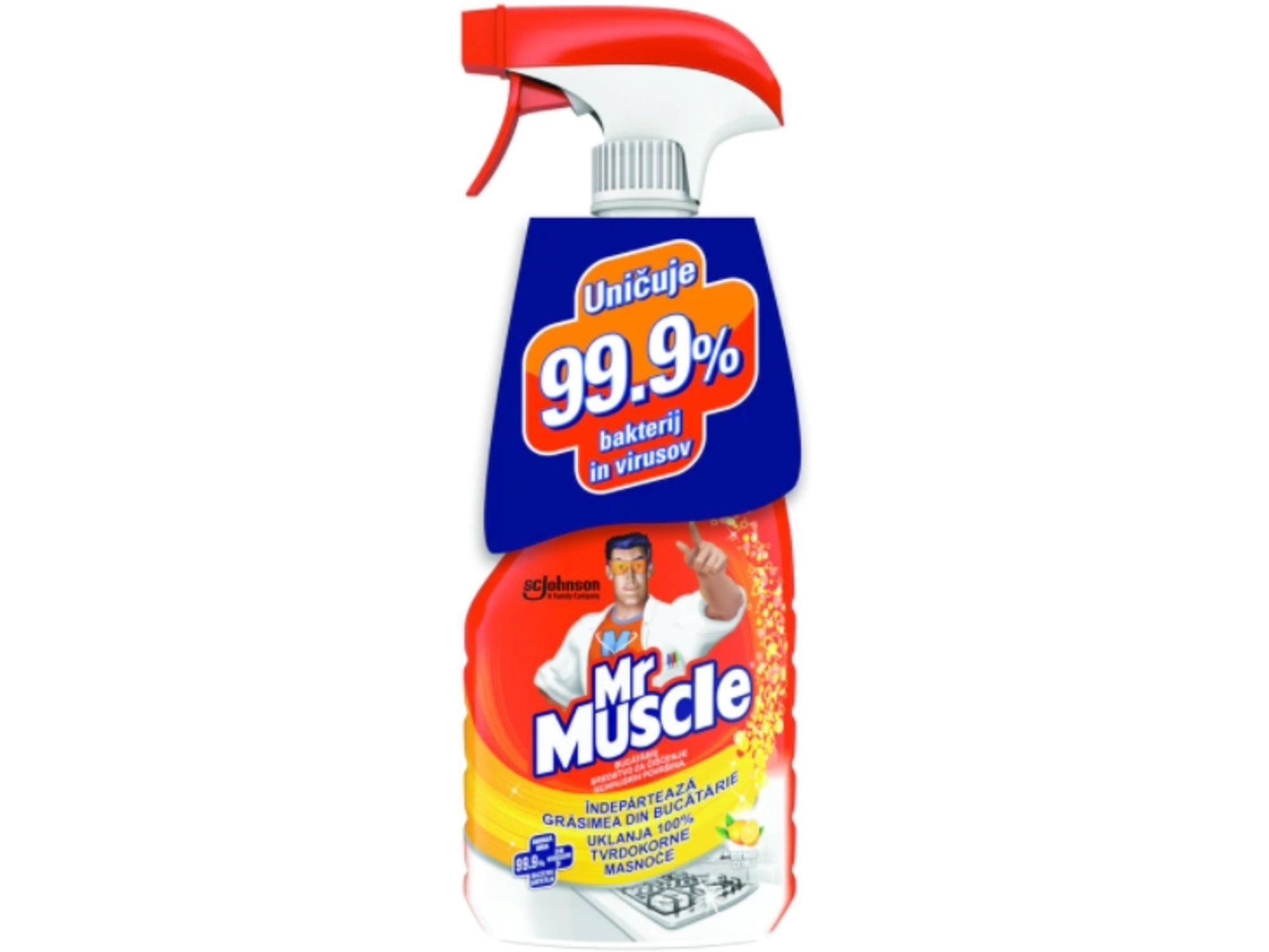 MR.MUSCLE čistilo za kuhinjo 500ML