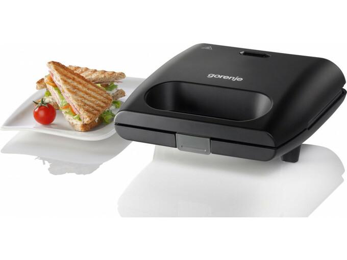 Gorenje aparat za sendviče SM 701 GCB