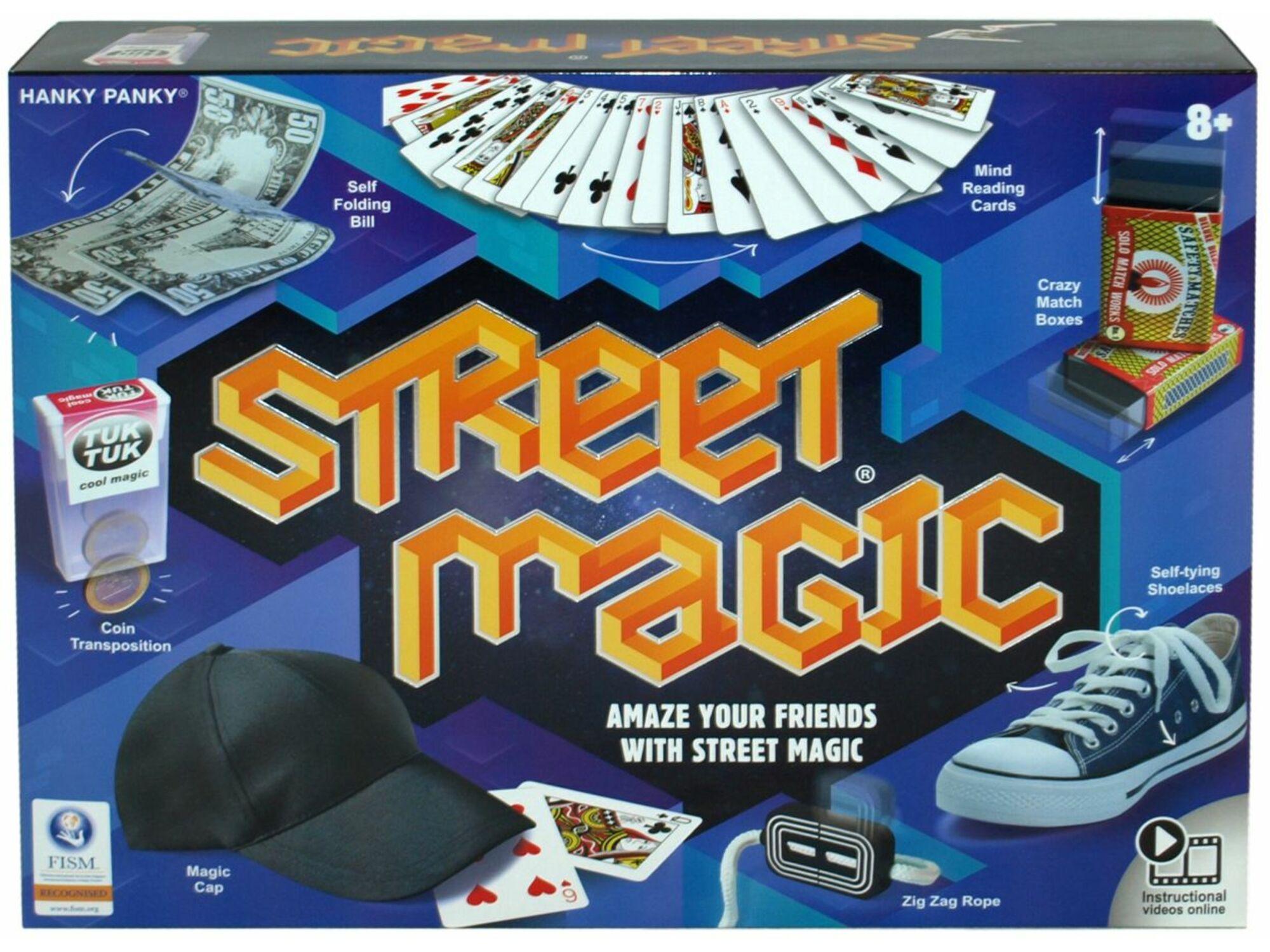 Street Magic 05-835000