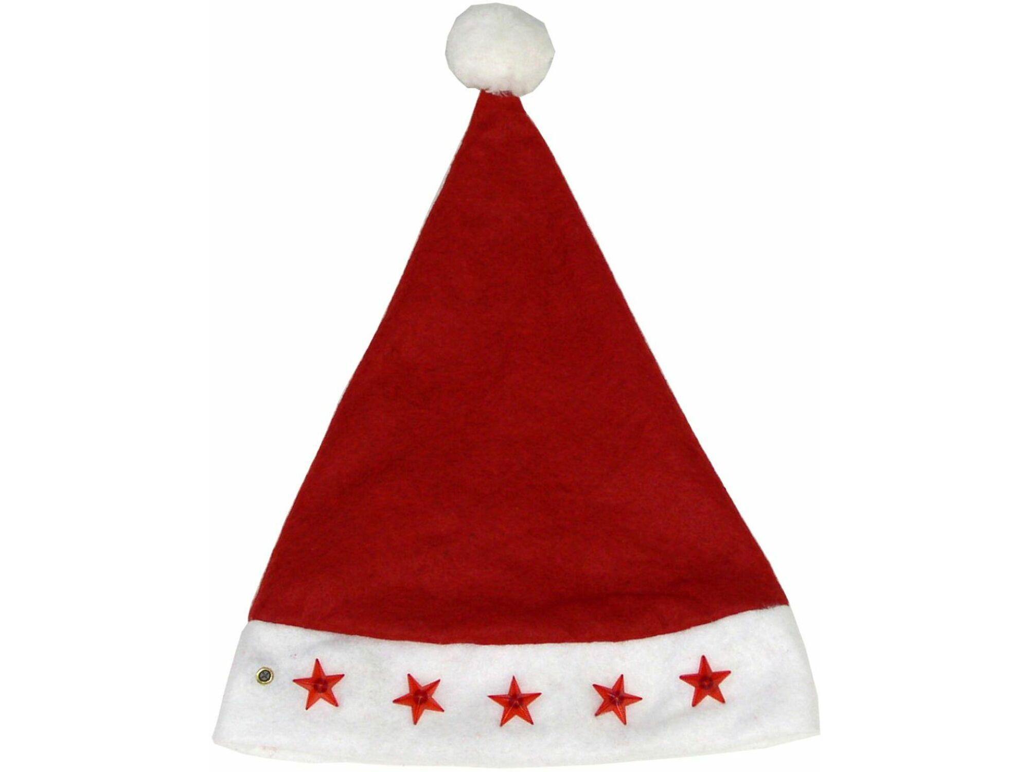 Božićna kapa sa svetlom 41-913000