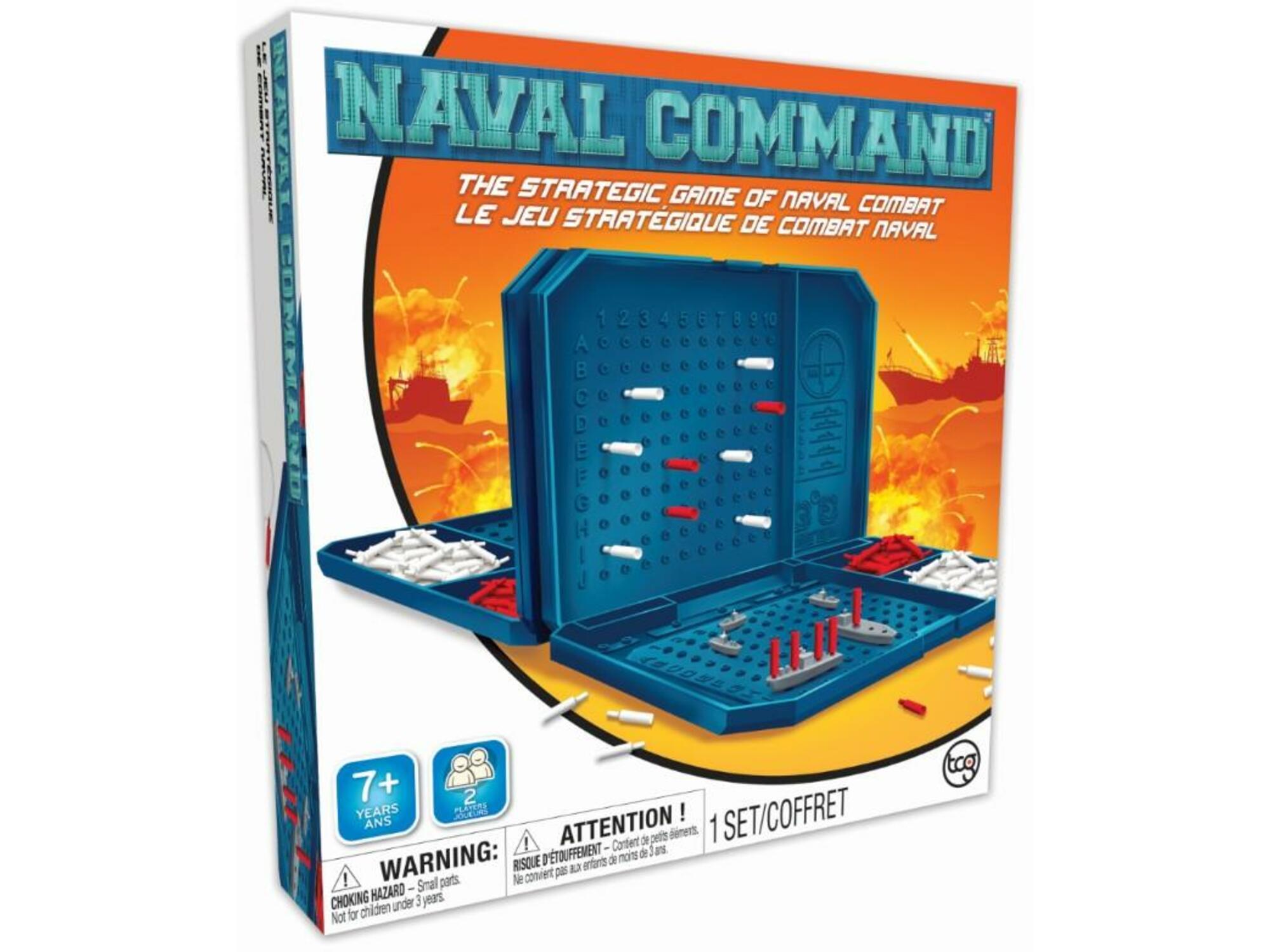 TCB družabna igra Potapljanje ladjic 3858889577161