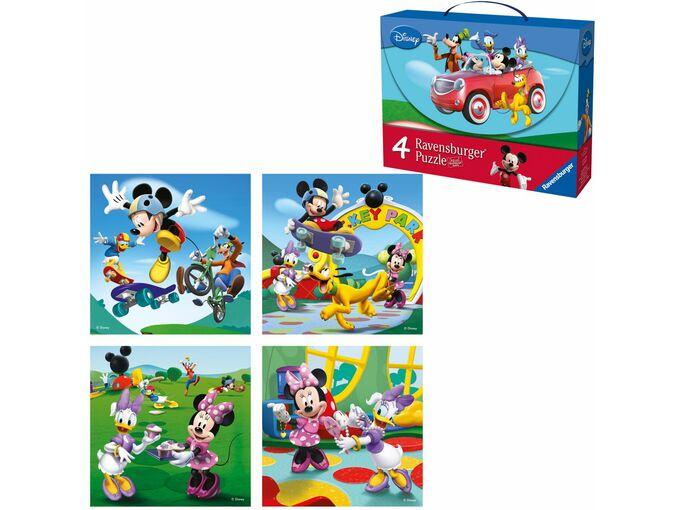 Slagalica kofer Mickey 01-072149