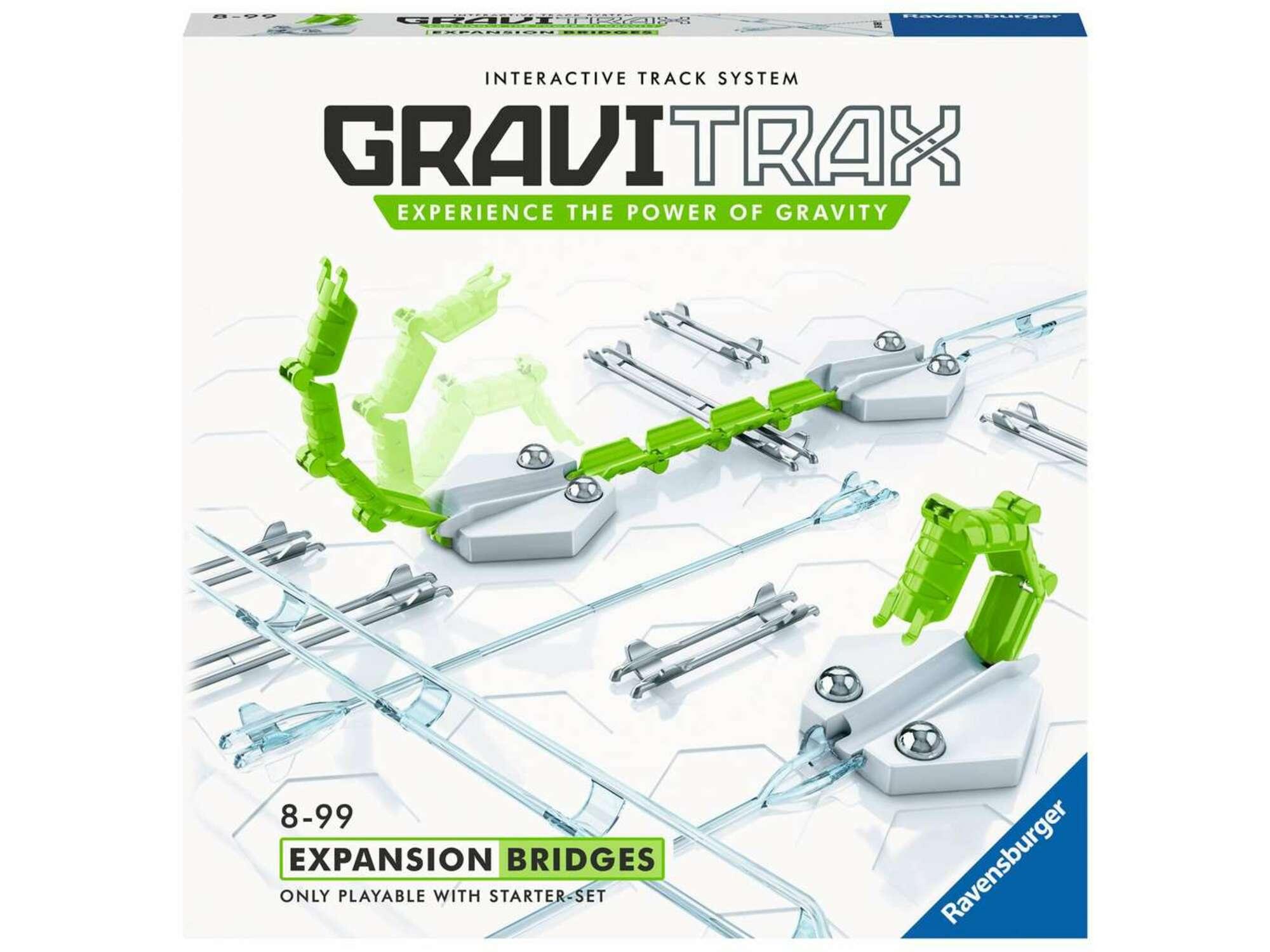 Ravensburger drustvena igra - GraviTrax Bridges