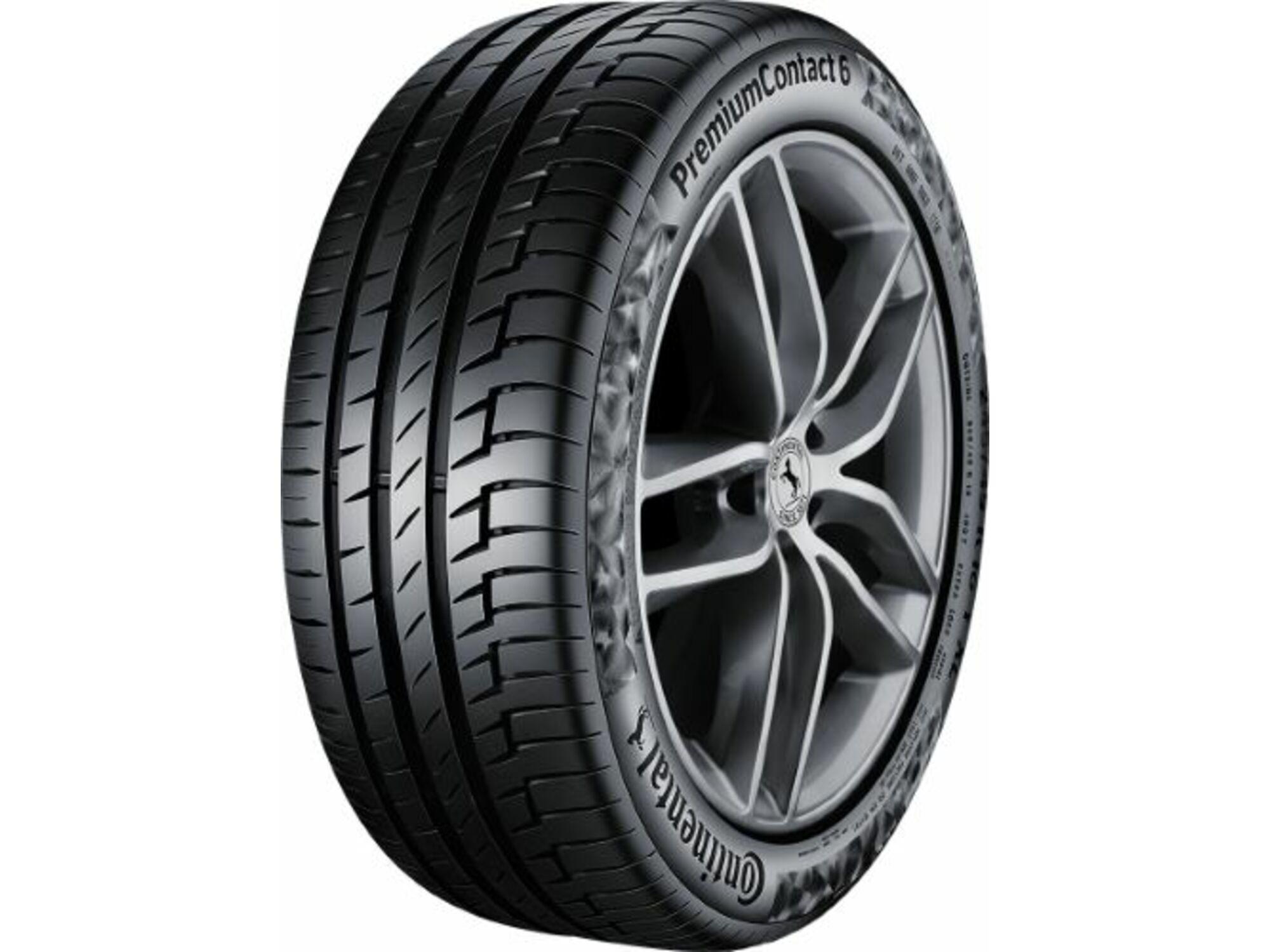 CONTINENTAL Letne pnevmatike    PremiumContact 6 205/55R16 91H