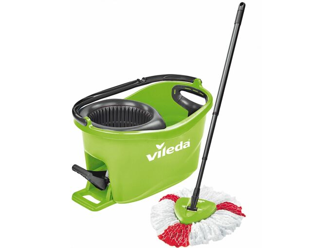 Vileda Turbo mop - zeleni 6701044