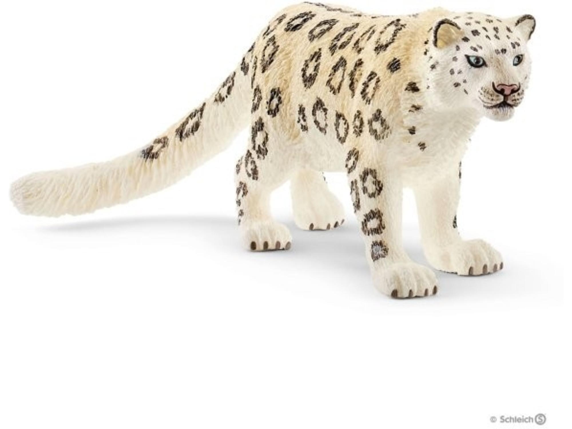 Schleich Snezni leopard 14838