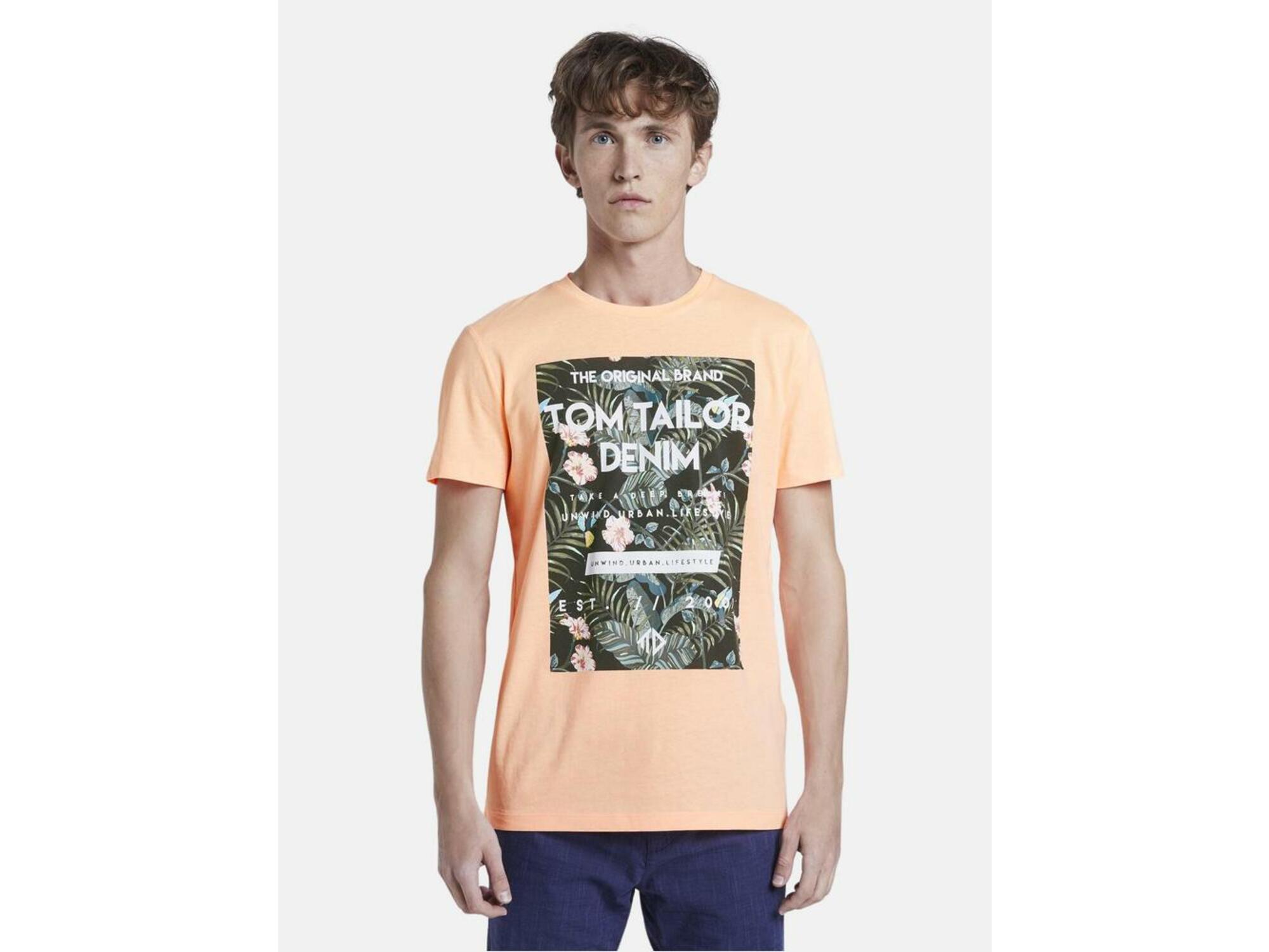 Tom Tailor Denim Muška majica 10101856912