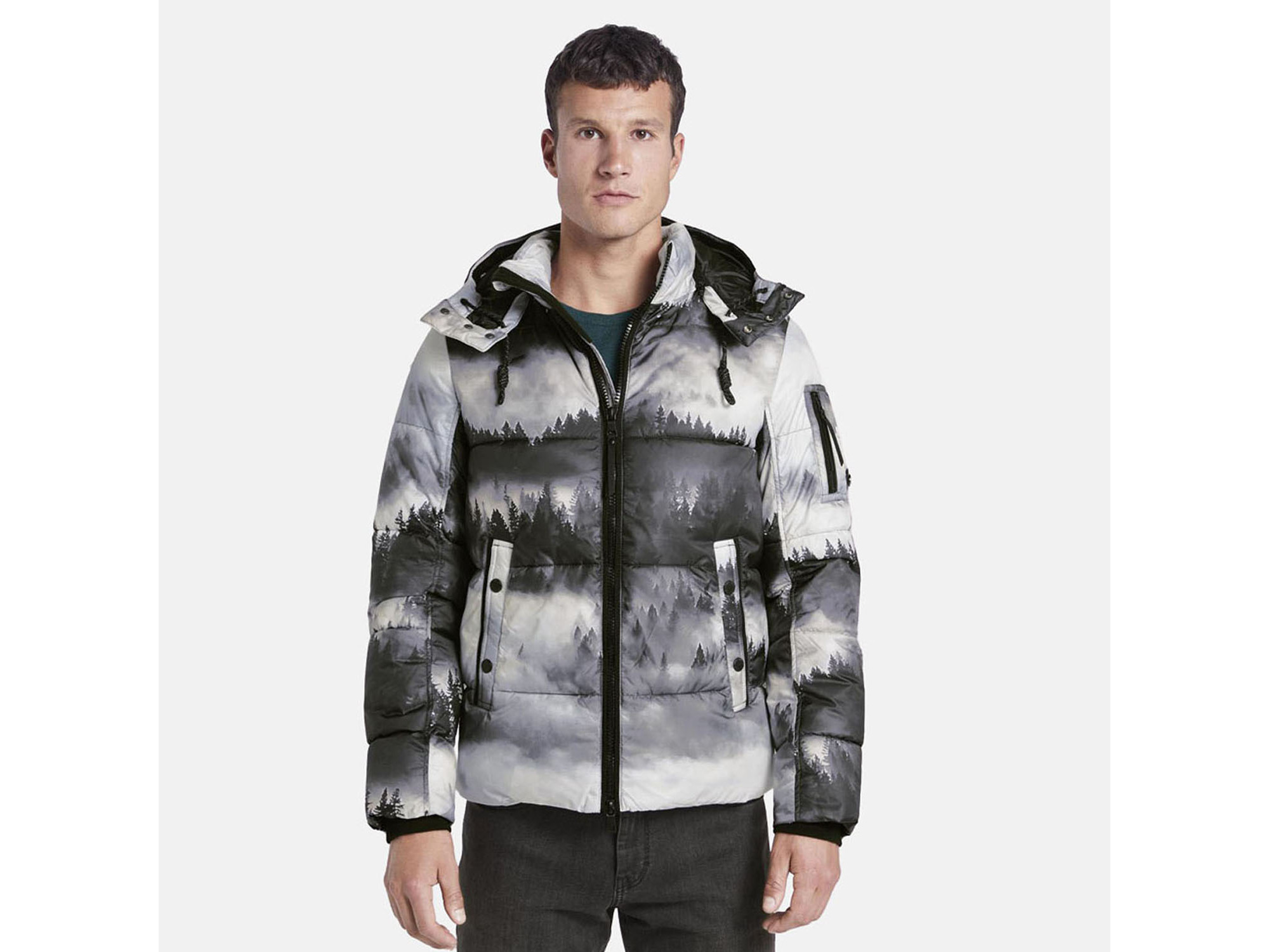 Tom Tailor Muška jakna 35102069510