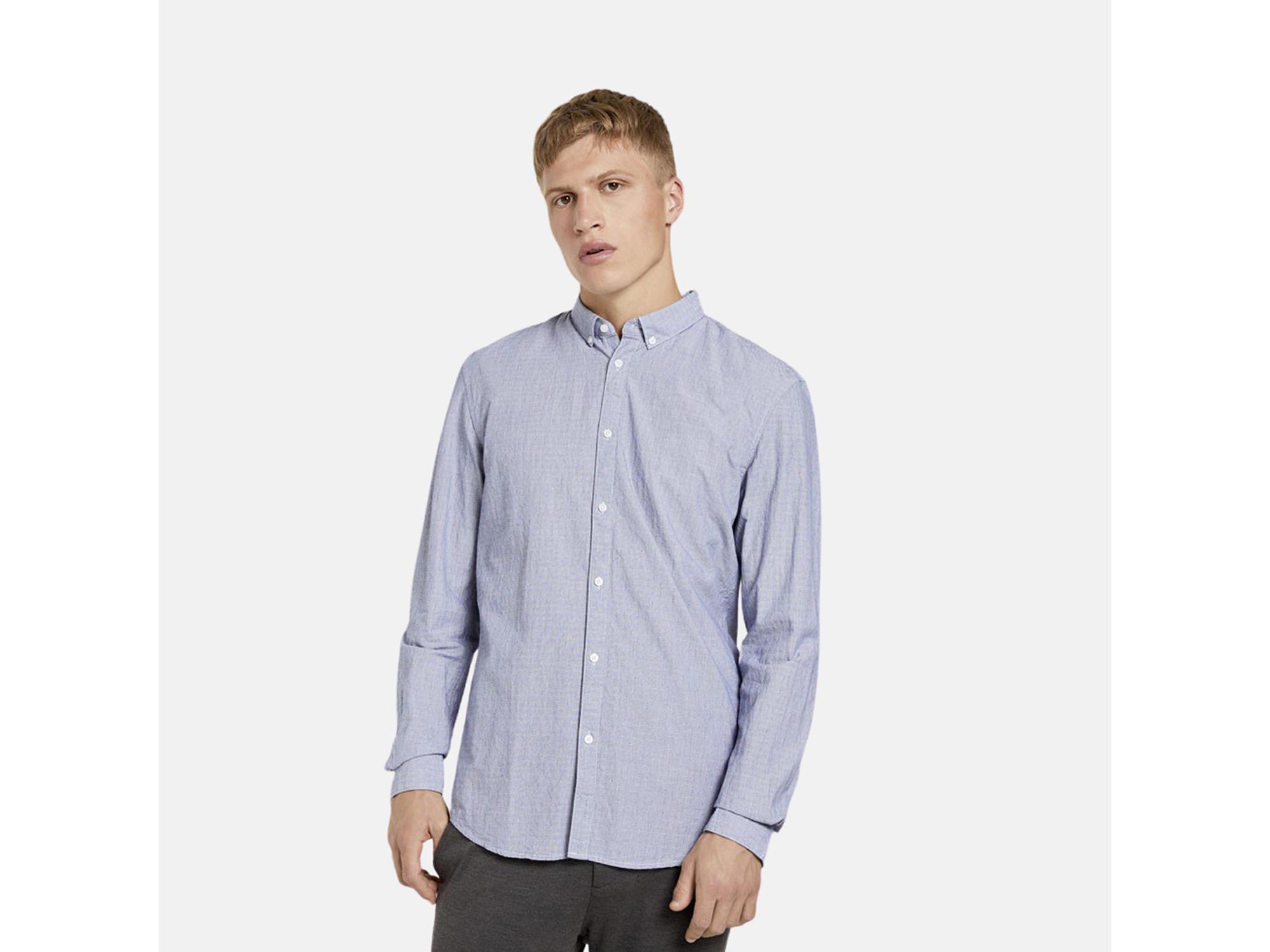 Tom Tailor Denim Muška košulja 20102186812