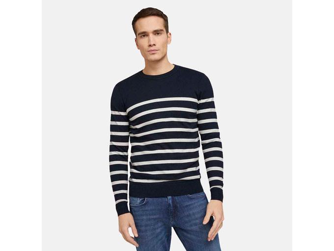 Tom Tailor Muški džemper 30102465210