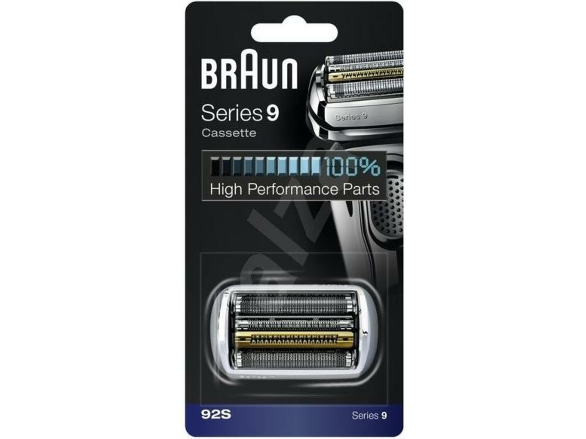 BRAUN mrežica in nož za brivnik combipack 92S 4210201153375