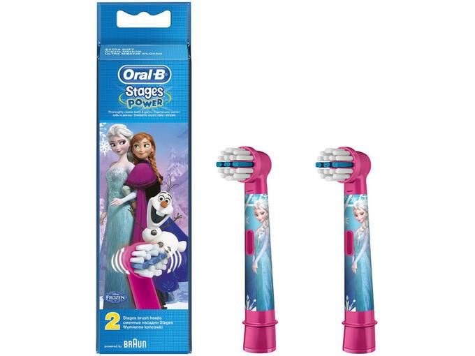 ORAL B nastavek za zobno ščetko 2/1 Stages Power Frozen 4210201154792