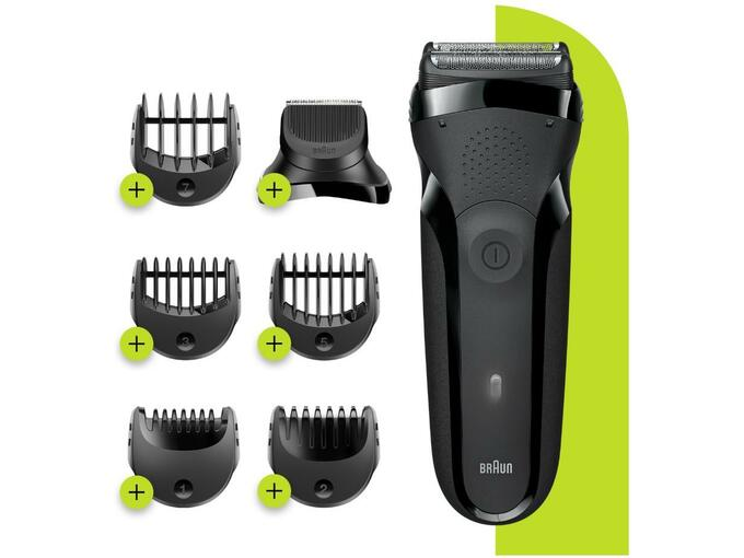BRAUN moški brivnik Series 3 Shave&Style 300 BT 4210201276357