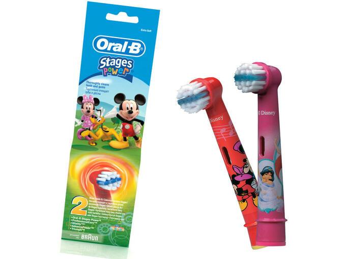ORAL B nastavek za zobno ščetko Kids 4210201746263 2/1