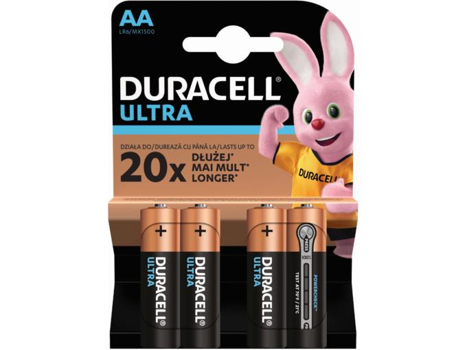 DURACELL baterije Ultra Power AA /K4 5000394062573