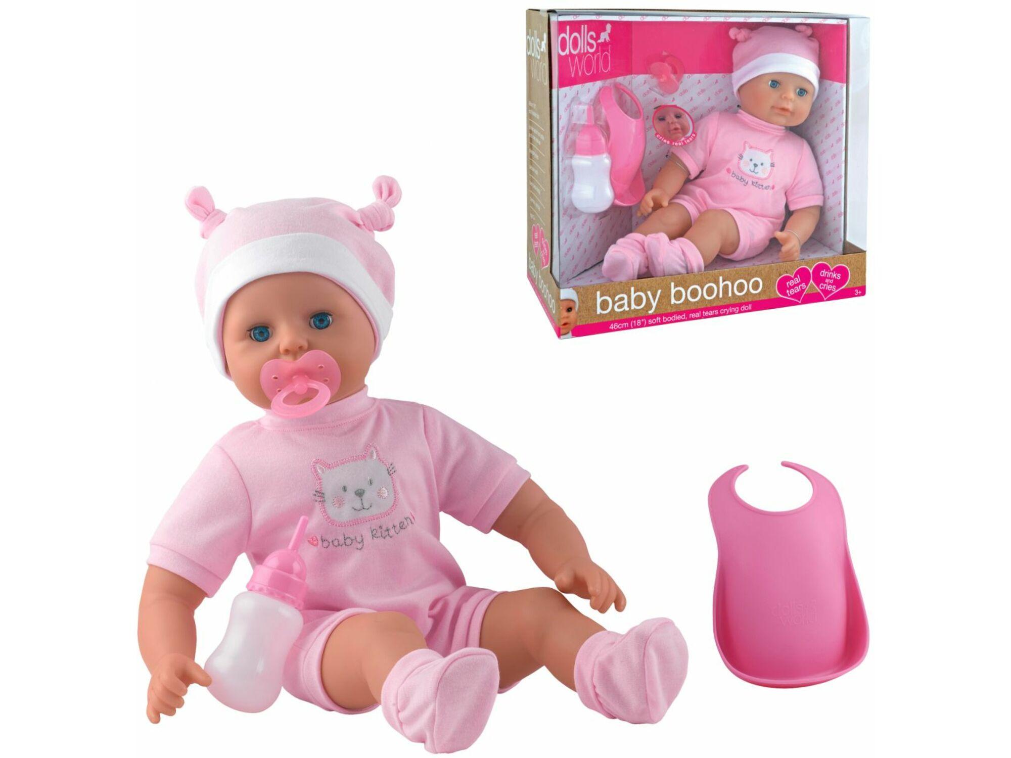 Baby boohoo 46cm 54-818000