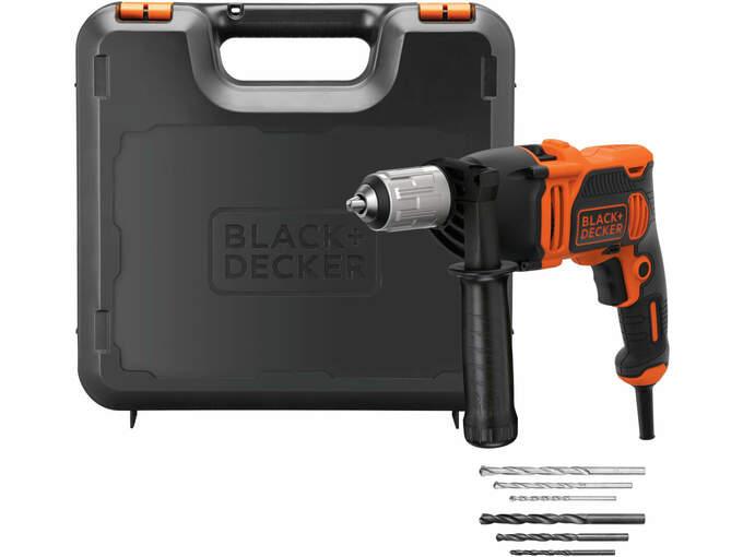 Black & Decker Udarna bušilica BEH850K