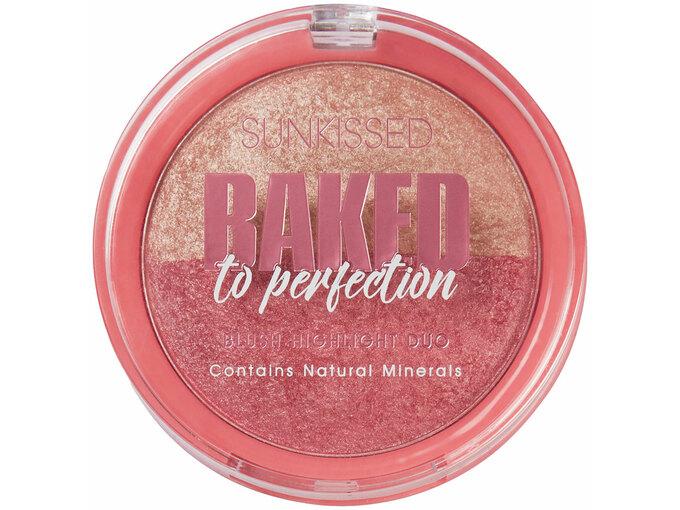 Sunkissed Bronzer blush & highlight duo 28133