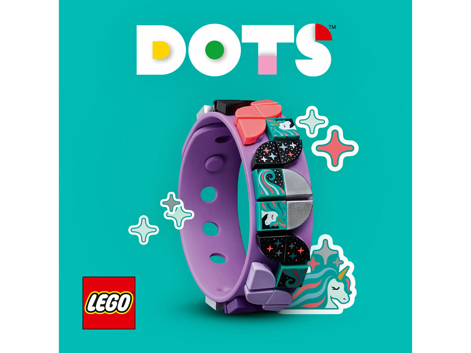 LEGO Jednorog narukvica 41902