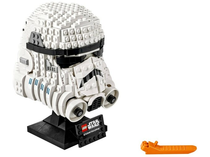 LEGO kocke Star Wars 75276 Čelada nevihtnega jurišnika Stormtrooper