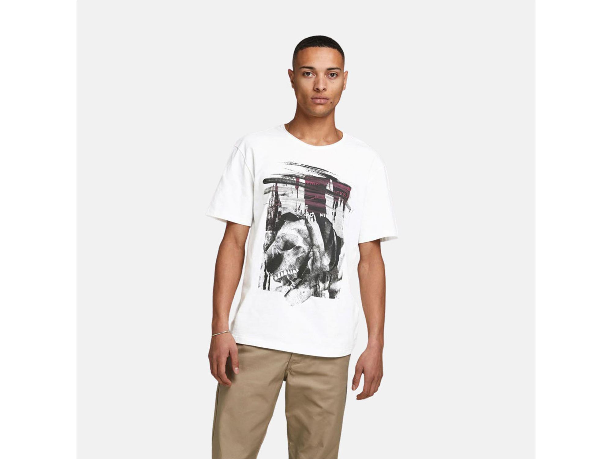 Jack&Jones Moška majica kratek rokav 12185185