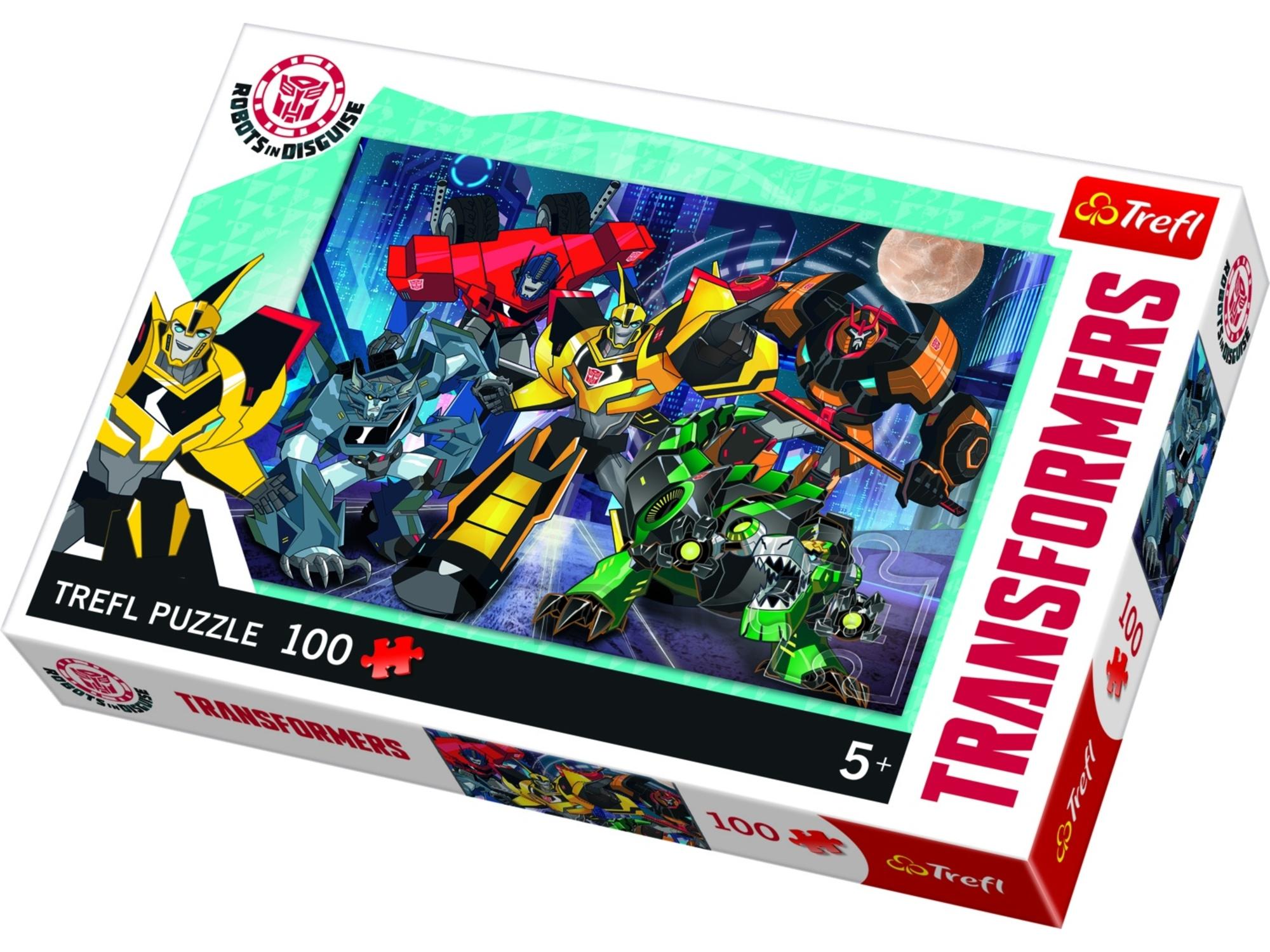 Slagalica 100 Transformers 12-163155