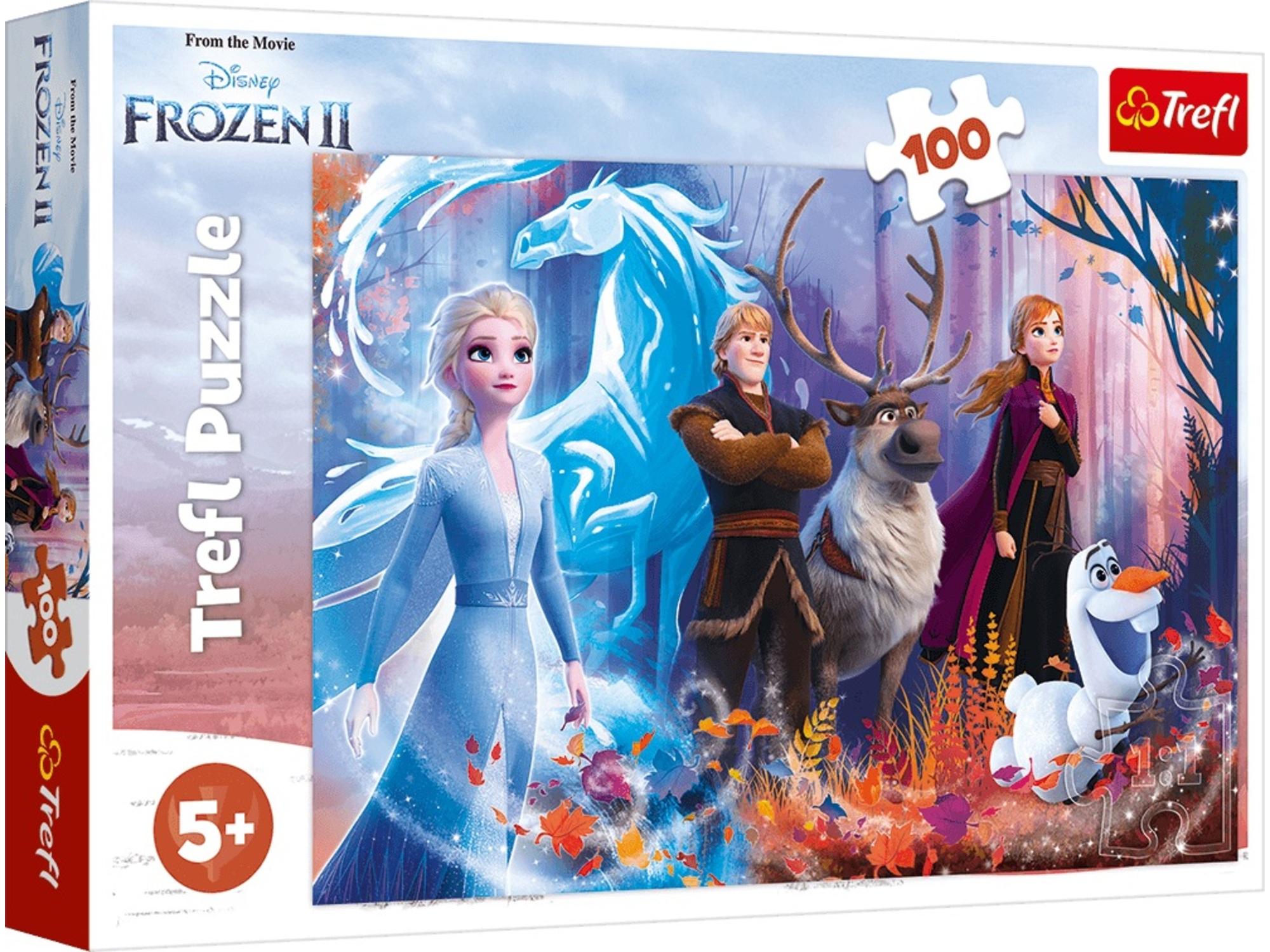 Slagalica 100 Frozen II 12-163667