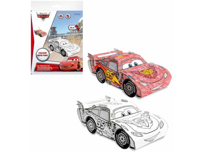 Kreativni set Cars 33-306500