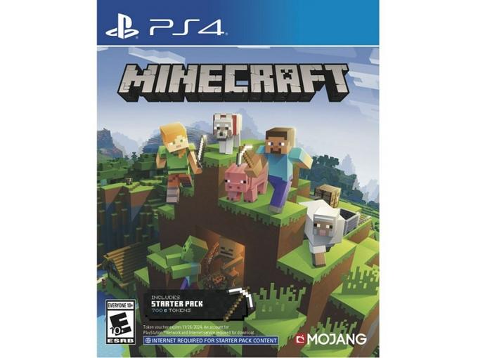 PlayStation 4 Igrica Minecraft Bedrock GM00042