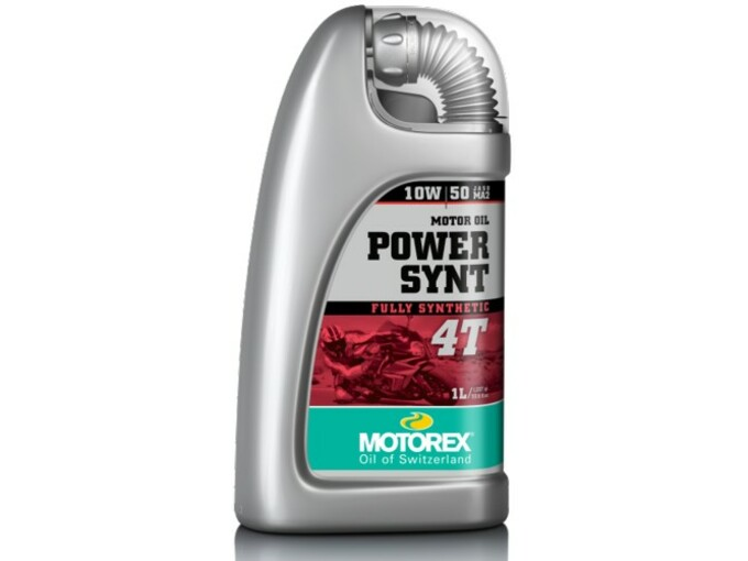 MOTOREX Olje Motorex Power Synt 4T 10W50 1L
