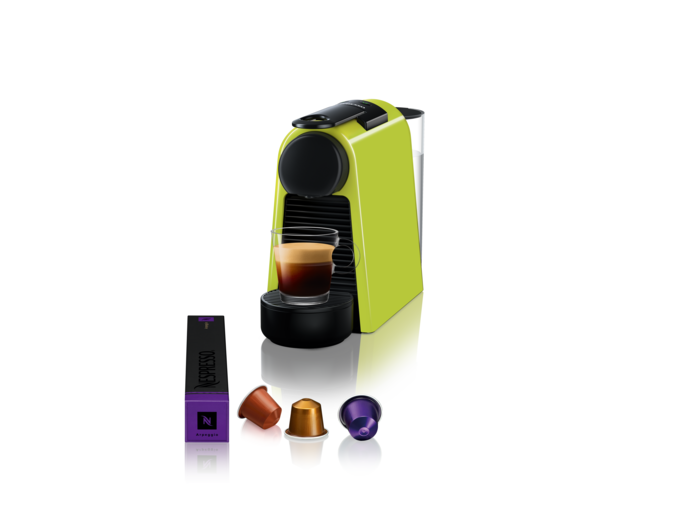 Nespresso Aparat za kafu Essenza Mini Green D30-EUGNNE1-S