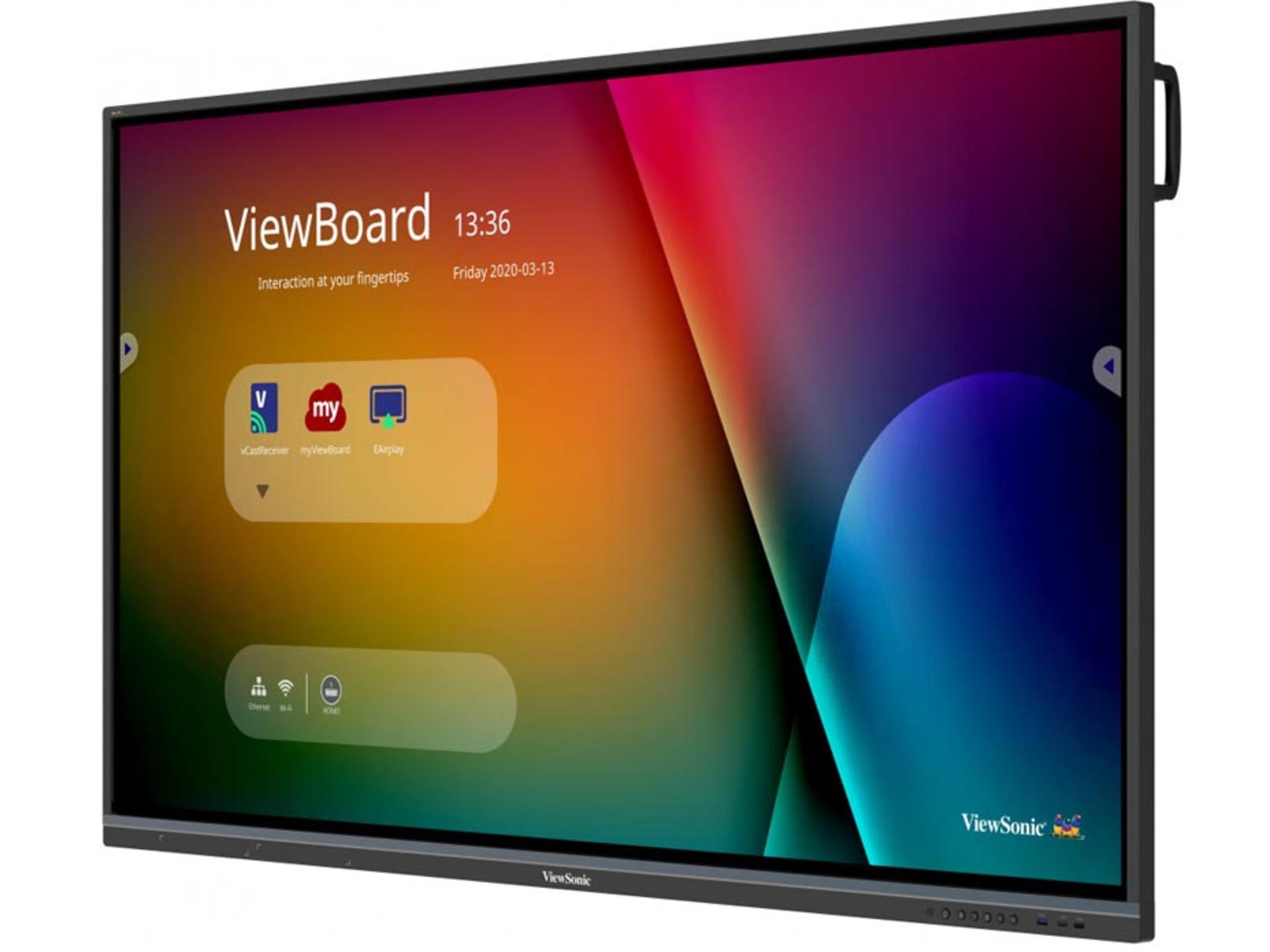 VIEWSONIC VIEWSONIC ViewBoard IFP7550-3 190,5cm (75') 4K na dotik interaktivni zaslon