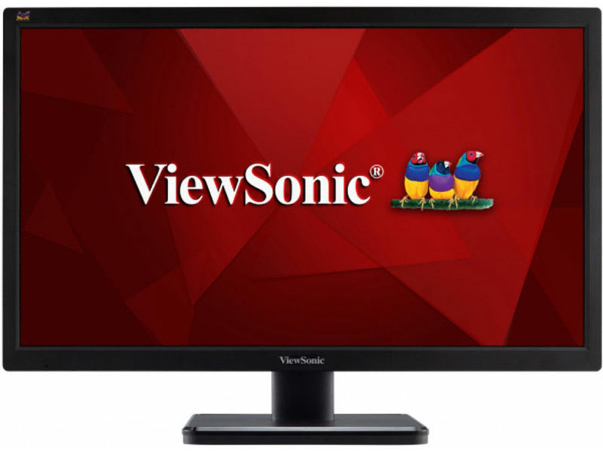 VIEWSONIC VIEWSONIC VA2223-H 55,88cm (22) TN črn LED LCD monitor
