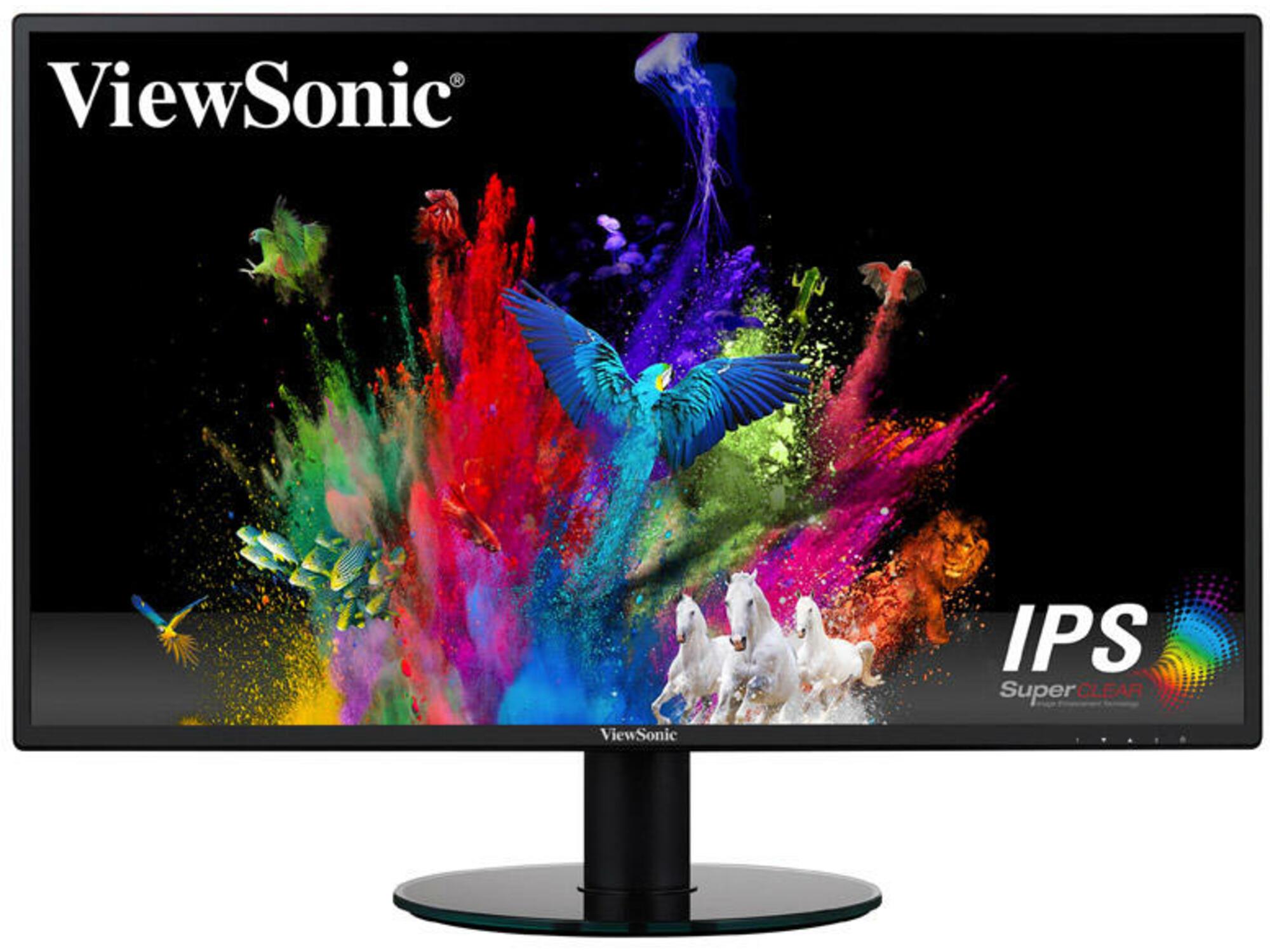 VIEWSONIC  VIEWSONIC VA2719-2K-SMHD 27' IPS LED LCD monitor DP/HDMI