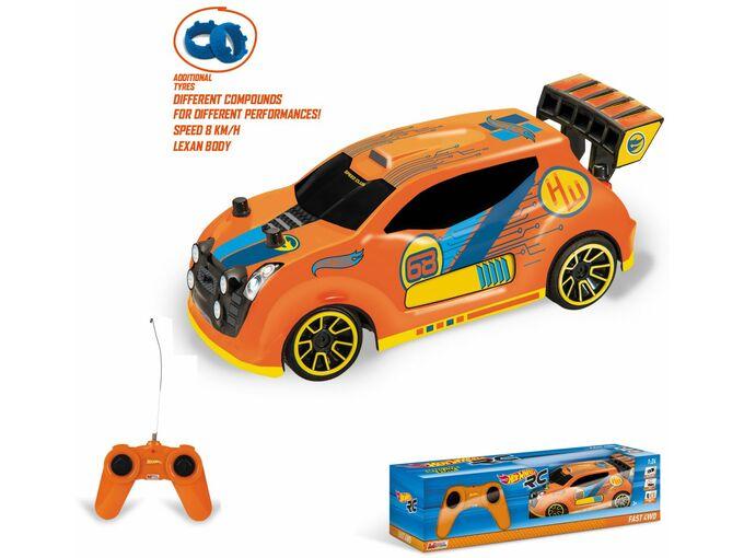 Hot Wheels R/C Fast 4WD 49-103100