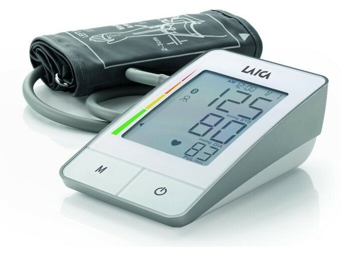 LAICA nadlaktni merilnik krvnega tlaka Smart arm BM7002 8013240200064