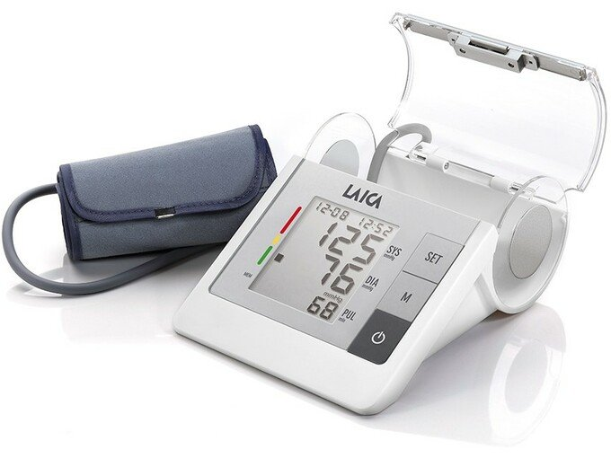 LAICA nadlaktni merilnik krvnega tlaka BM2605 8013240200286