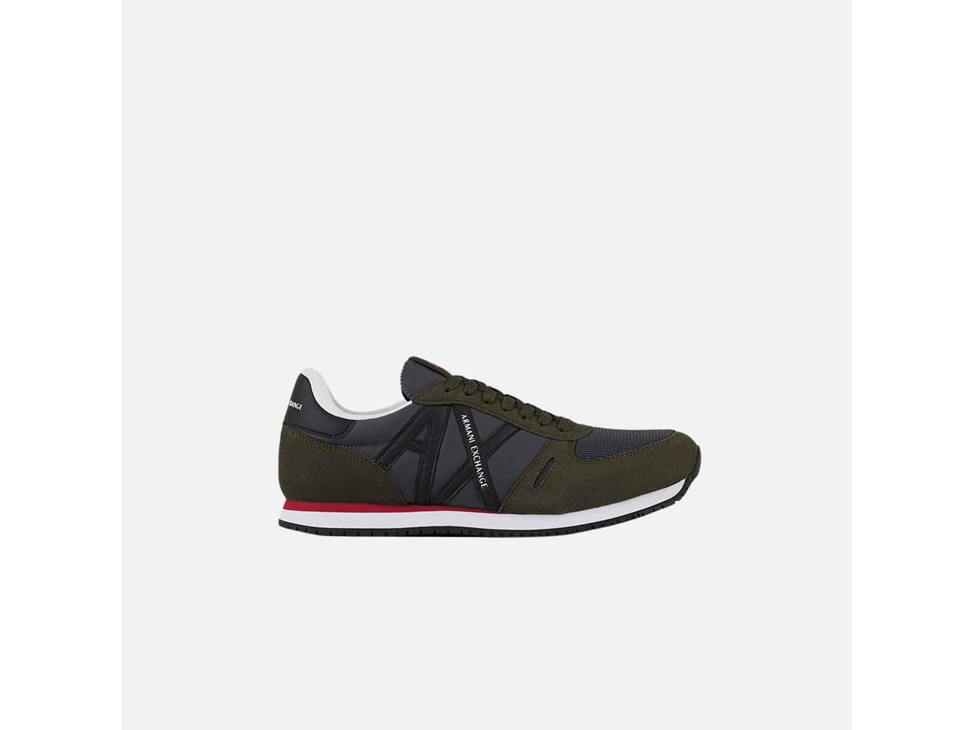 Armani Exchange Moška športna obutev XUX017 XCC68