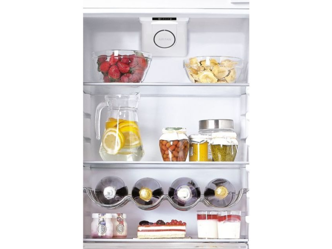 Candy prostostoječi hladilnik z zamrzovalnikom spodaj CKBBS 172 FT/N