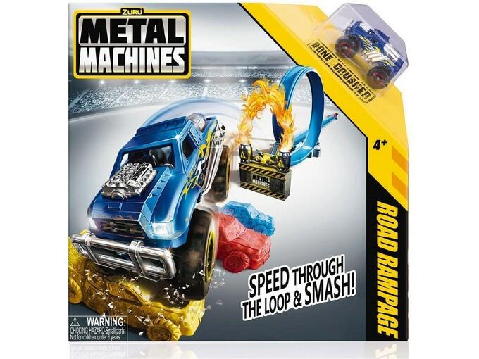 Metal Machines Divlja pista