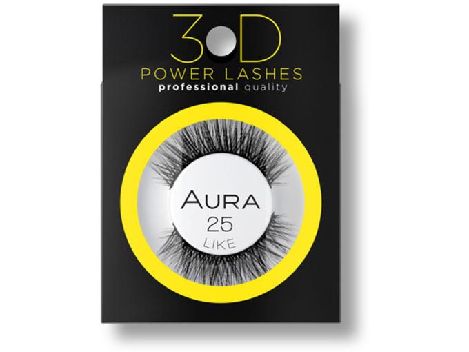 Aura Veštačke trepavice 3D 25 Like