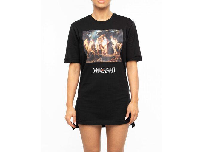 SD Hedonism Black T-shirt - Ženska majica