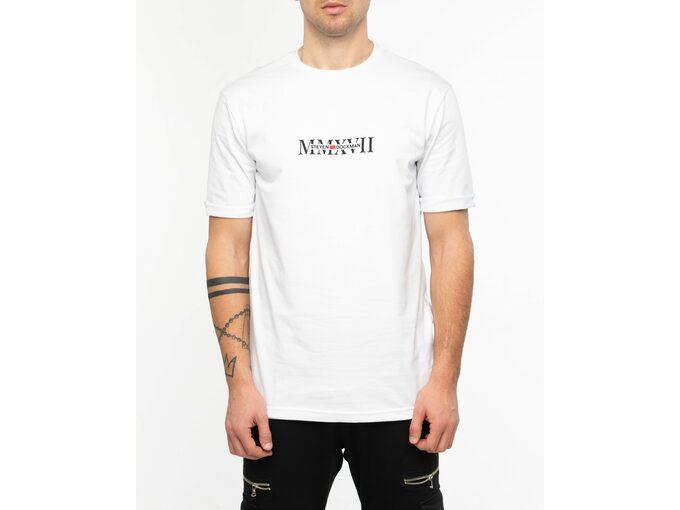 SD Hedonism White T-shirt - Muška majica