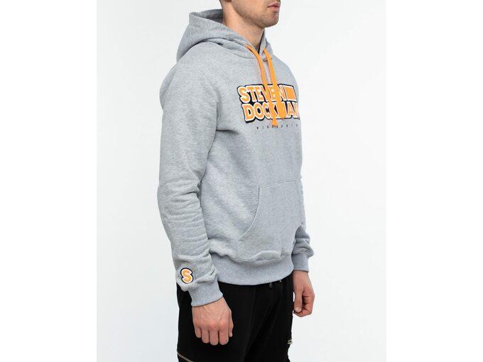 SD Fluo Orange Hoodie - Muška dukserica